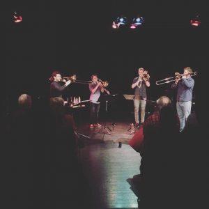 Jazz - Crazy Wednesday - Trombonessence