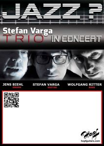Jazz - Crazy Wednesday -  Stefan Varga Trio & Session