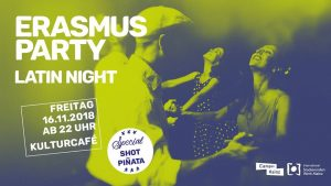 ★ Erasmus Party | Latin Night ★