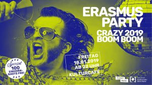 ★ Erasmus Party | Crazy 2019 Boom Boom ★