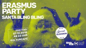 ★ Erasmus Party | Santa Bling Bling ★