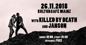 Killed by Death / Janson