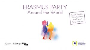 ★ Erasmus Party - Around the World ★