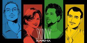 Skinny Karma / Elda • Kulturcafe Mainz