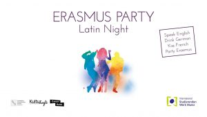 ★ Erasmus Party - Latin Night ★