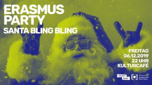 ★ Erasmus Party | Santa Bling Bling ★