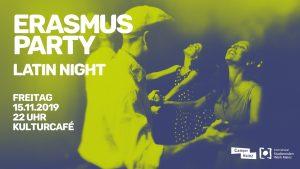 ★ Erasmus Party | Latin Night ★