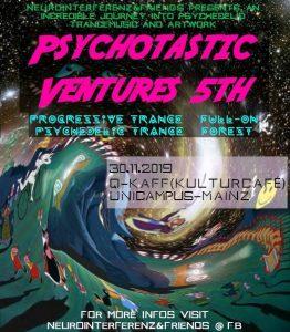 Psychotastic Ventures 5