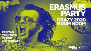 ★ Erasmus Party | Crazy 2020 Boom Boom ★