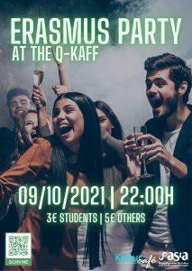 Erasmus-Party